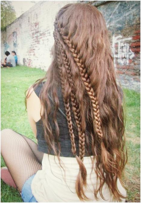 Cool Hairstyles For Long Hair Braids Tumblr Picturefuneral Program Designs Short Hairstyles For Black Women Fulllsitofus