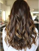 Long, Curls Hairstyles Back View, Trendy Long Haircuts