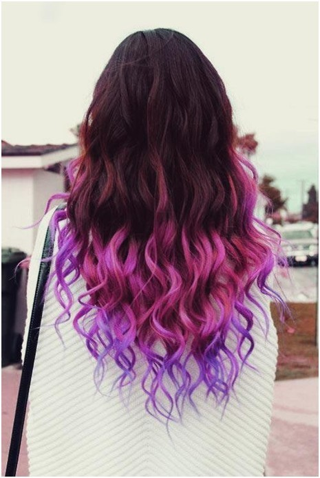 Long Wavy Ombre Hair Wavy Hairstyles Trends Popular