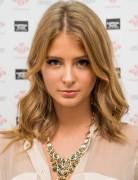 Millie Mackintosh Medium Layered Wavy Hairstyles 2013