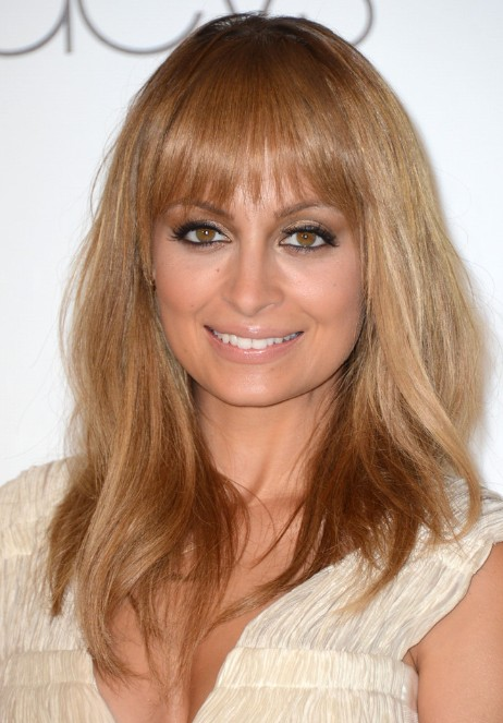 Nicole Richie Shoulder Length Hair