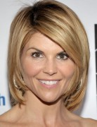 Ombre Bob Hairstyles, Lori Loughlin Short Hair