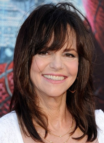 Sally Field Medium Straight Hairstyles 2013 PoPular
