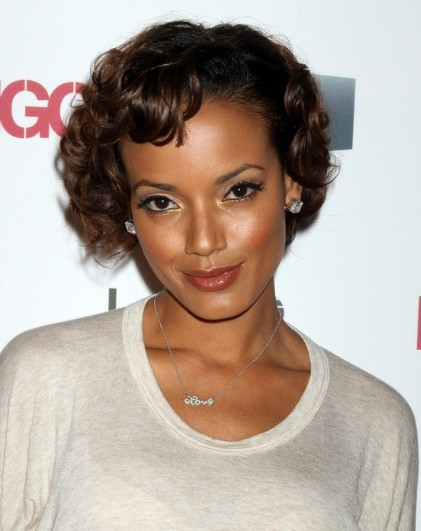 Short, Curly Bob Haircuts, Selita Ebanks