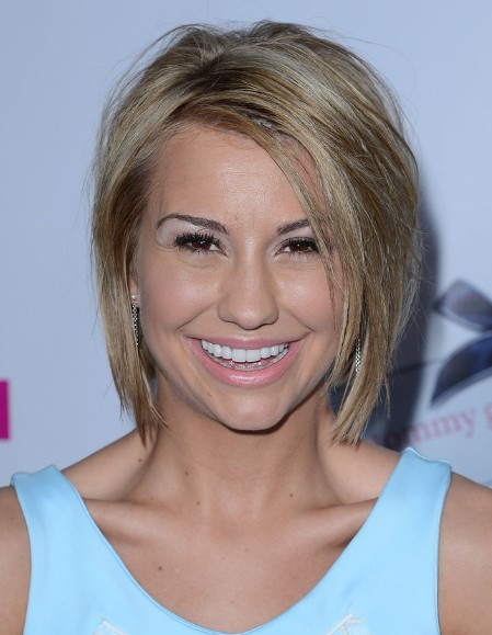 Short, Layered Bob Haircuts,Chelsea Kane Hair