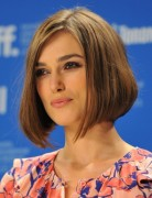 Straight, Bob Hairstyles,Keira Knightley Short Haircut