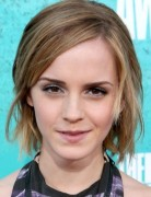 Straight, Short Hairstyles 2013,Emma Watson Bob Haircut