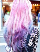 Trendy, Long, Ombre Hairstyles for Women and Girls