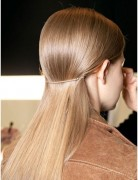 Trendy Long, Sleek Straight Haircut, No Bangs Hairstyles