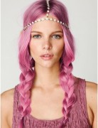Two Braids Hairstyles, Long Straight Hair