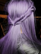 Two French Braids Hairstyles, Long Straight Hair