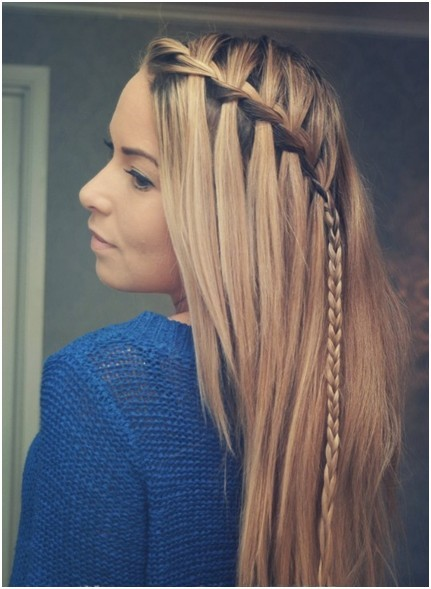 Cute Braid Ideas, Long Hairstyles for Straight Hair