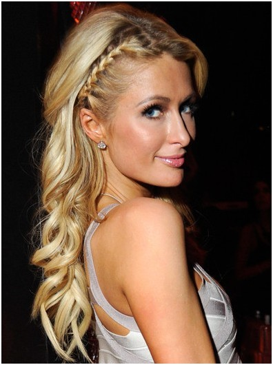 Cute Blonde Long Hairstyles, Paris Hilton Hair