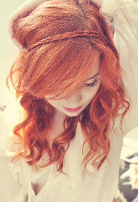 Long Red Hair Styles