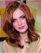 Trendy Hair Color 2013 2014 Medium Hair Cuts