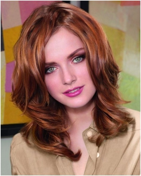 Trendy Hair Color 2013-2014, Medium Hair Cuts