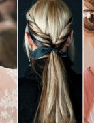 10 Braids, Ponytails Hairstyles for Long Hair