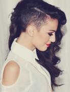 Asymmetrical Hairstyle for Long Hair