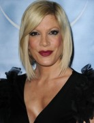 Blonde, Straight Bob Haircuts, Tori Spelling Short Hair