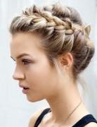 Braid Updo Hairstyles