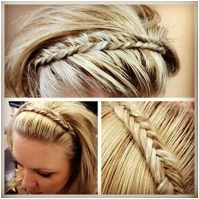 cute long fishtail braid hair  popular haircuts