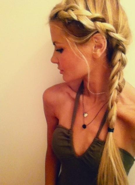 Dutch Braided Hairstyles Inspiration