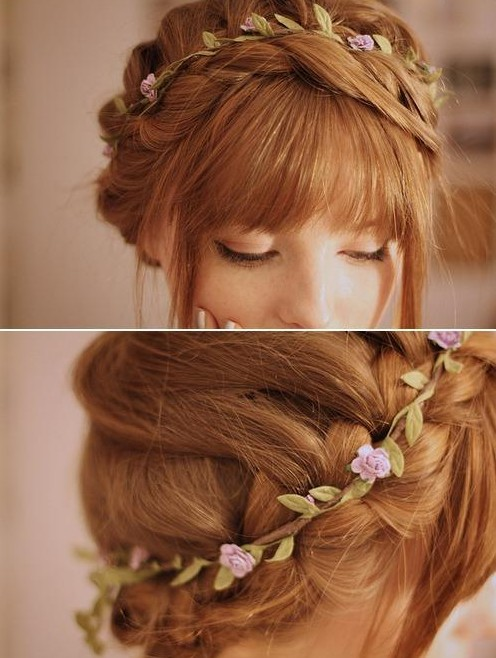 Amazing Formal Updos With Braids Braids Hairstyle Inspiration Daily Dogsangcom