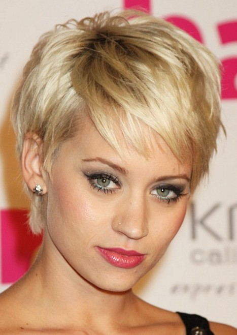 Layered Pixie Haircut, Sexy Short Hairstyles for women - PoPular