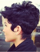 Layers, Light and Fluffy Short Haircut