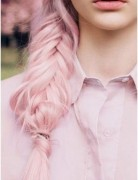 Loose Fishtail Braid for Girls, Long Hair