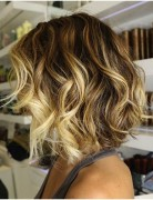 Thick Curls Twisted, Medium Hairstyles for Summer