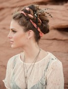 Trendy Braid Updo Hairstyles for 2013-2014