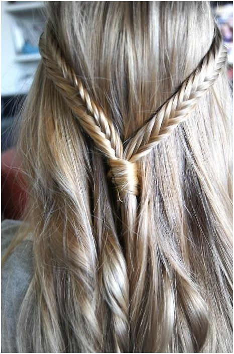 Braided Hairstyles For Medium Straight Hair Braids For Straight Hair