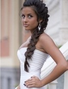 Wedding, Prom Braided Hairstyles