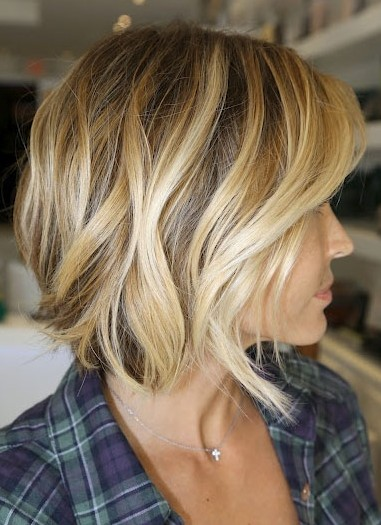 Trendy Hair Color: Short Haircuts for Straight Hair