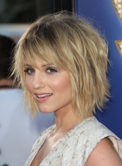 Choppy Short Hairstyle for Fine Hair - PoPular Haircuts