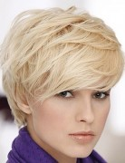 Layered Pixie Cut, Short Hair for Women
