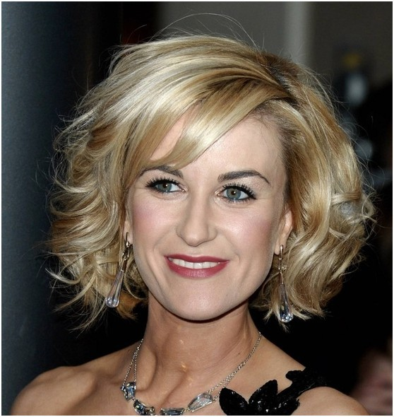 Tremendous Perfectly Loose Curly Hairstyle For Medium Hair Popular Haircuts Short Hairstyles Gunalazisus