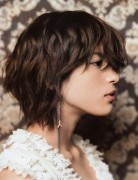 Short Hair On Neck, Short Layered Haircuts