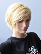 Short Shaggy Hairstyles for Thick Hair