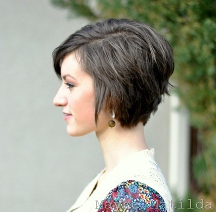 pretty hair styles cuts