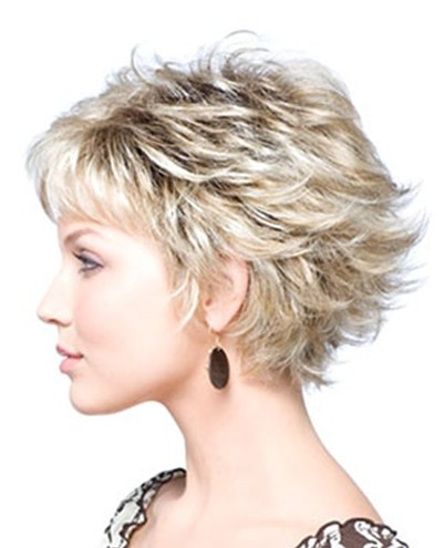Summer Hairstyles For Short Hair Layered Haircut