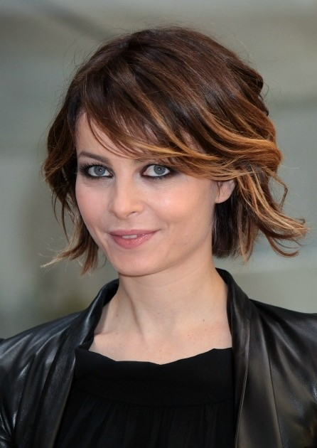 Summer Hairstyles for Short Hair, Ombre Short Hair
