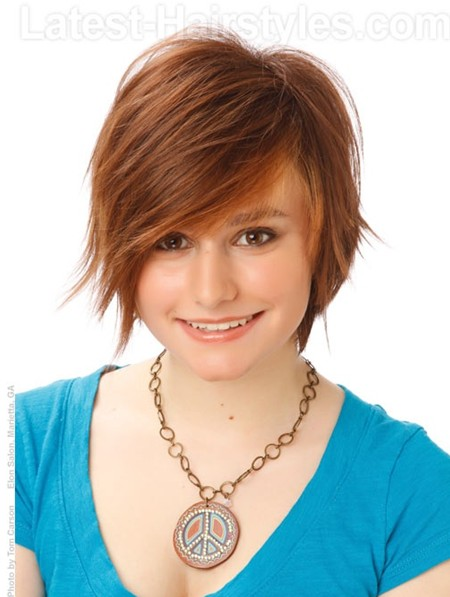 Summer Hairstyles for Short Hair, Short Layered Haircut