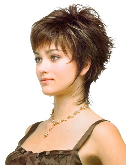 Short Haircuts For Fine Hair : Hairstyle Short Haircuts For Fine Hair