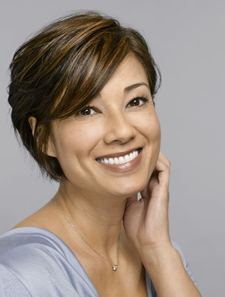 Trendy Hair Color, Summer Hairstyles for Short Hair