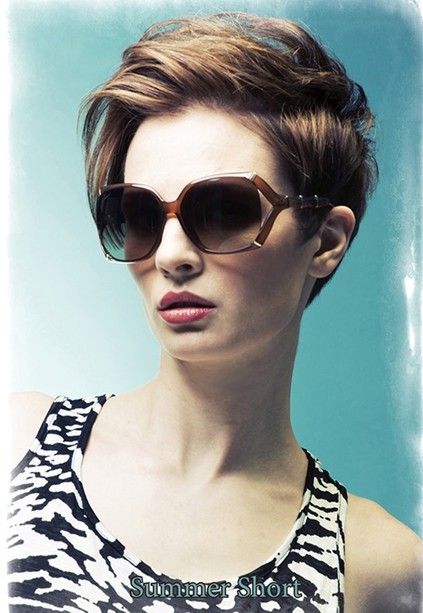 Trendy Summer Hairstyles for Short Hair