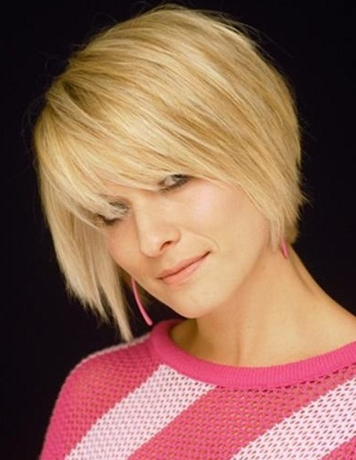 Women Short Hairstyles Summer Trends