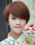 Asian Short Hairstyles, Cute Straight Bob Haircut