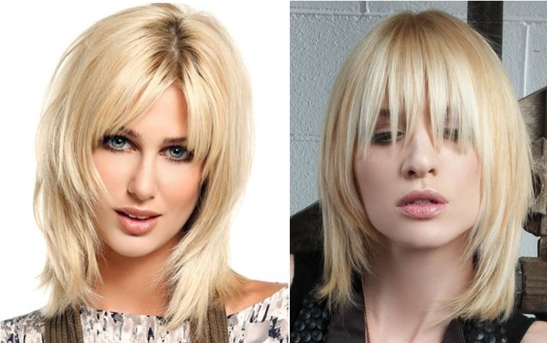 26 Hairstyles For Medium Length Hair Modern Haircuts